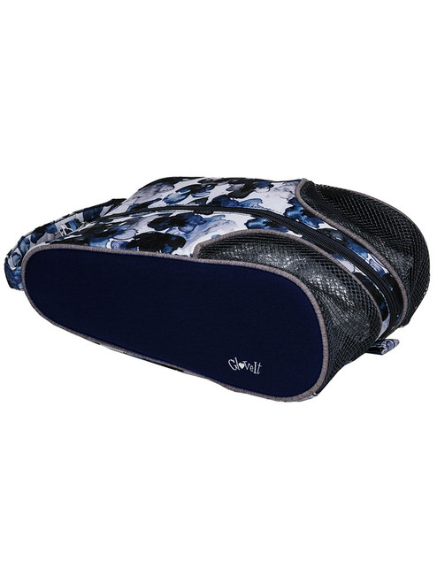 Glove It Shoebag - Indigo Poppy