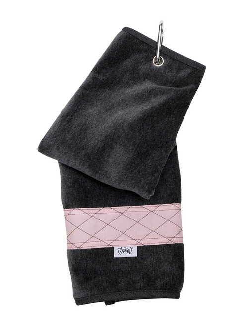 Glove It Towel - Rose Gold Quilt