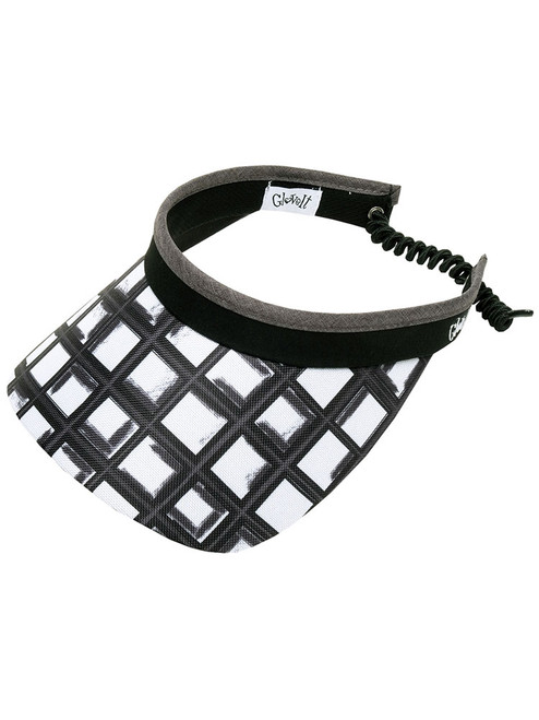 Glove It Print Coil Visor - Abstract Pane