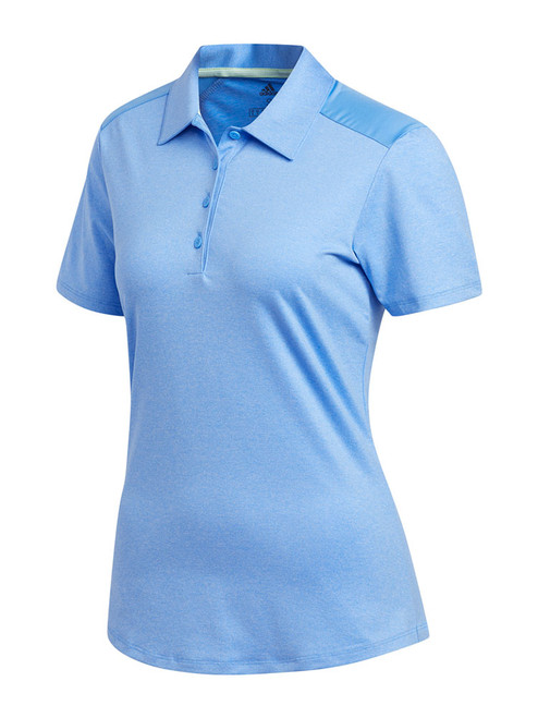 Adidas W Ultimate365 Polo - Real Blue