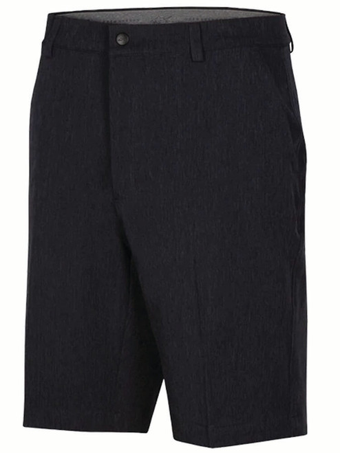 Greg Norman Hybrid Classic Pro-Fit Short - Black Heather