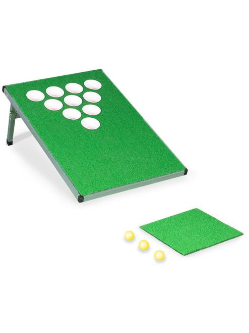 Chip & Sip Golf Beer Pong