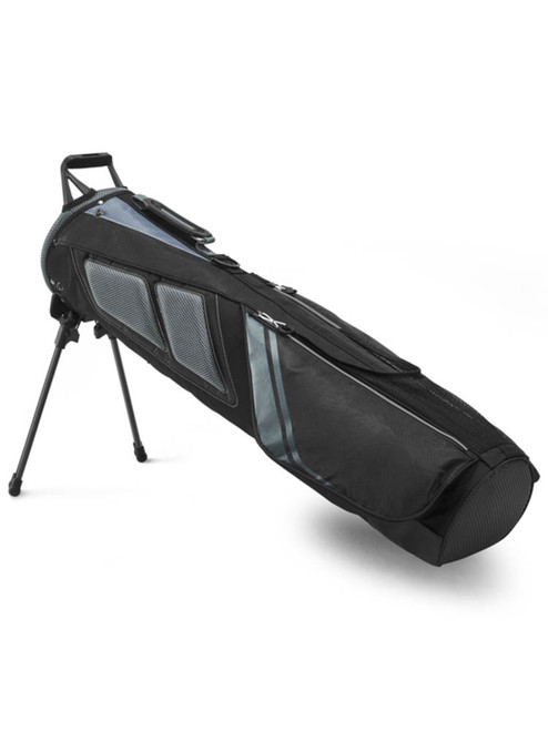 Callaway Carry+ Pencil Bag - Black/Charcoal/White