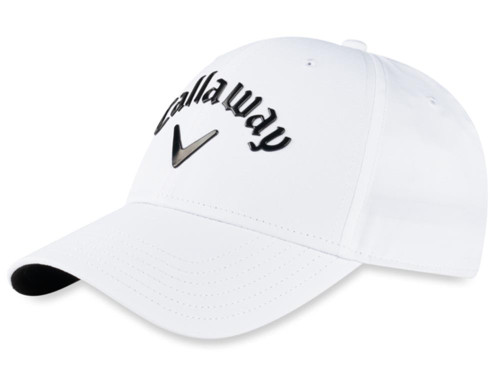 Callaway Liquid Metal Cap - White/Black