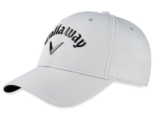 Callaway Liquid Metal Cap - Silver/Black