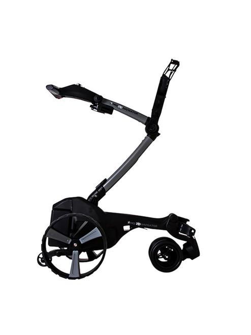 MGI Zip Navigator Motorised Golf Buggy - Titanium Grey