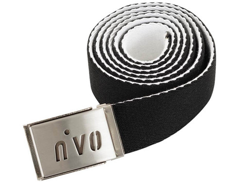 Nivo W Ima Reversible Belt - Black/White