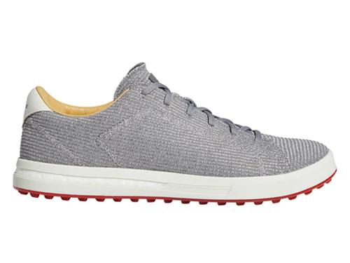 Adidas Adipure SP Knit Golf Shoes - Grey Three/Silver Met.