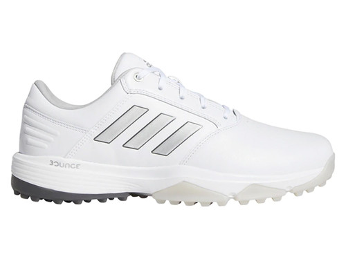 Adidas 360 Bounce 2.0 SL Golf Shoes - FTWR White/Silver Met.