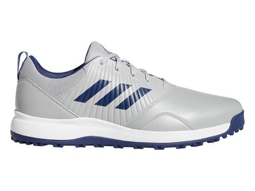 Adidas CP Traxion SL Golf Shoes - Grey Two/Tech Ink