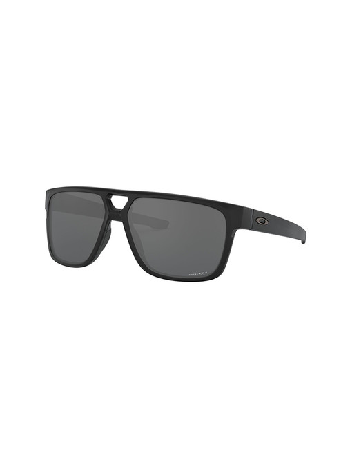Oakley Crossrange Patch Sunglasses - Matte Black w/ Prizm Black