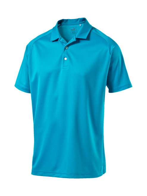 Puma Essential Golf Polo - Atomic Blue