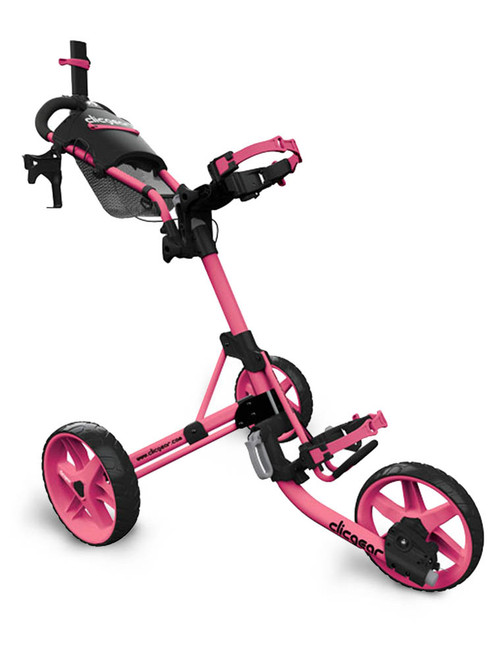 Clicgear Model 4.0 Buggy - Soft Pink