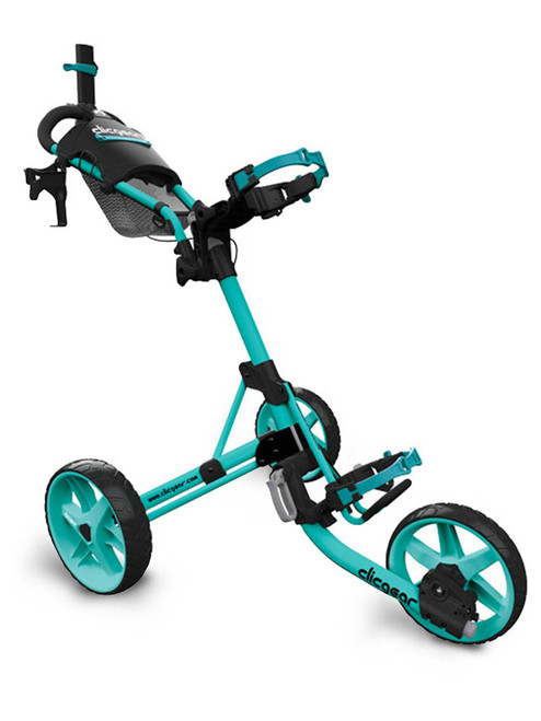 Clicgear Model 4.0 Buggy - Soft Teal