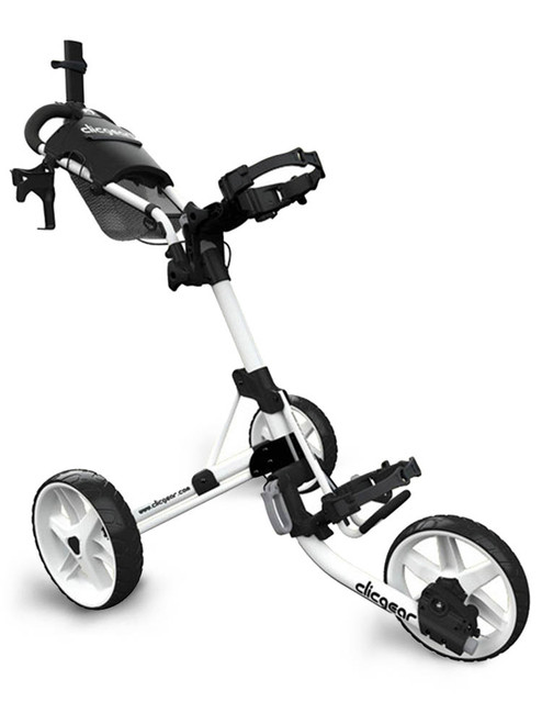 Clicgear Model 4.0 Buggy - Matte White