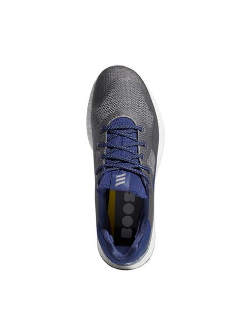 Adidas Crossknit 4 Golf Shoes - Metal Grey/Grey Three/Tech Indigo