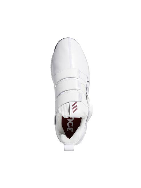 Adidas Adicross Bounce BOA 2 Golf Shoes - FTWR White/Core Black/Crystal White
