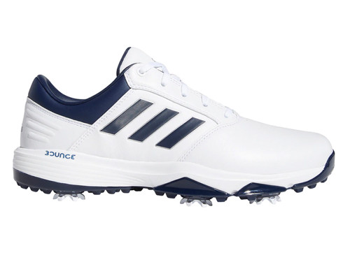 Adidas 360 Bounce 2.0 Golf Shoes - FTWR White/Collegiate Navy