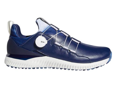 Adidas Adicross Bounce BOA 2 Golf Shoes - Tech Indigo/Crystal White/Coll Navy