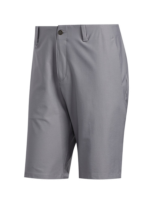 Adidas Ultimate365 3-Stripes Competition Short - Grey Three
