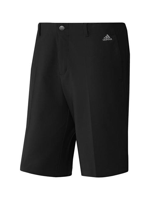 Adidas Ultimate365 3-Stripes Competition Short - Black