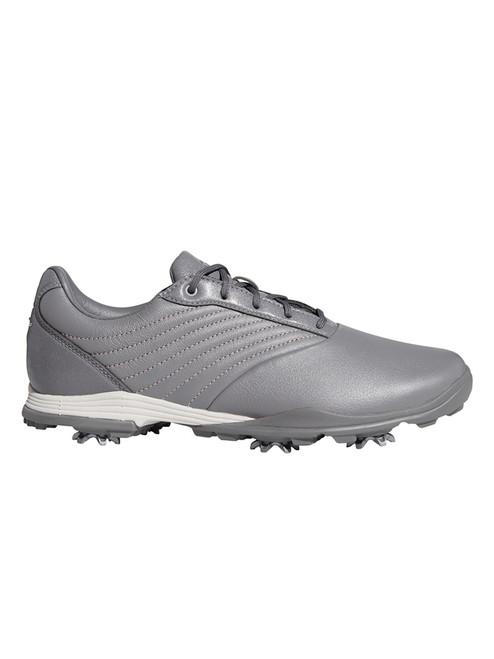 Adidas W Adipure DC 2 Golf Shoes - Grey Three/Glory Pink/Grey Four