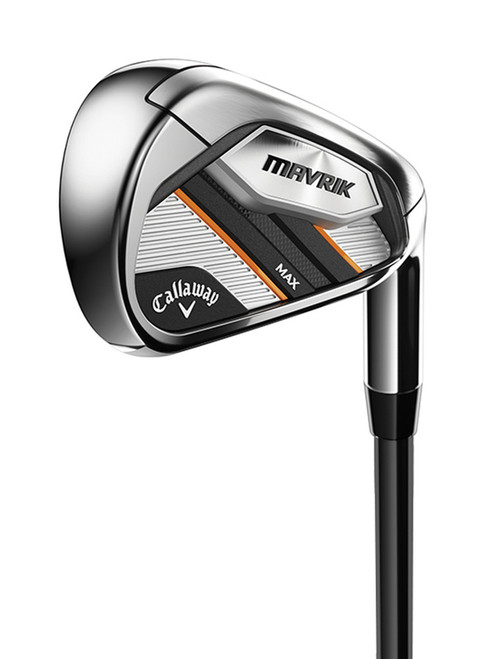 Callaway Mavrik Max Irons - Graphite Shaft