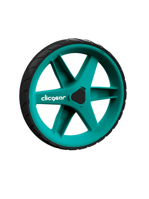 Clicgear 4.0 Wheel Kit - Soft Teal