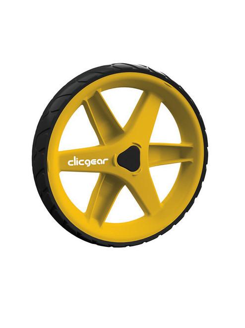 Clicgear 4.0 Wheel Kit - Yellow