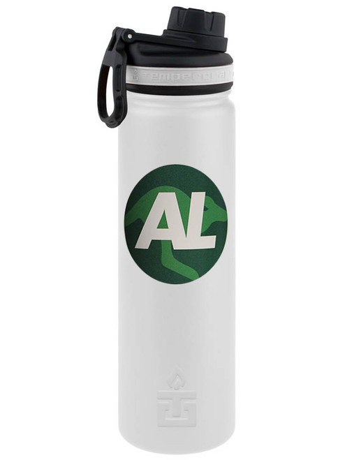#TEAMAL 650ml Drink Bottle White