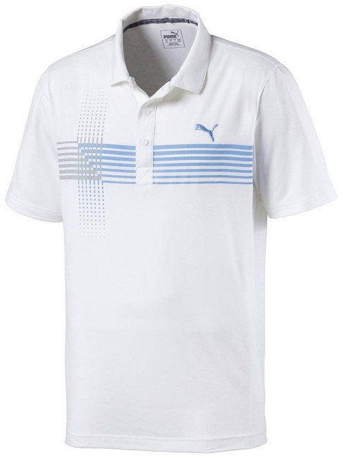 Puma Coaster Polo - Blue Bell