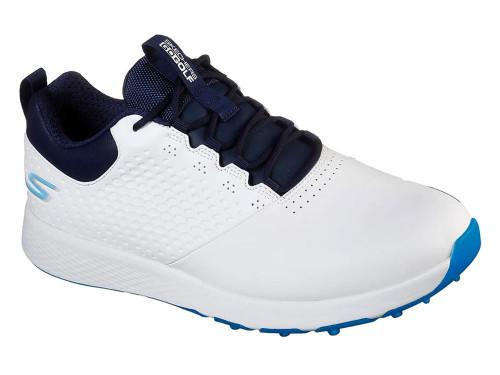 Skechers Go Golf Elite 4 Golf Shoes - White/Navy