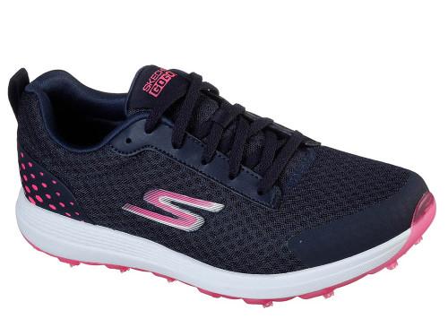 Skechers W Go Golf Max Fairway 2 Golf Shoes - Navy/Pink