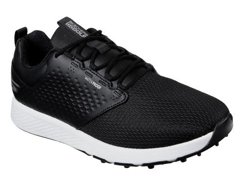 Skechers Go Golf Elite 4 Prestige Golf Shoes - Black/White
