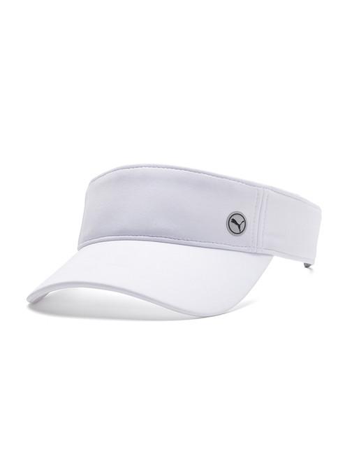 Puma W Sport Visor - Bright White