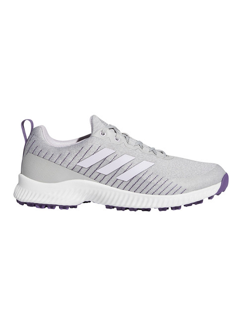 Adidas W Response Bounce 2 SL Golf Shoes - FTWR White/Purple Tint/Grey Two