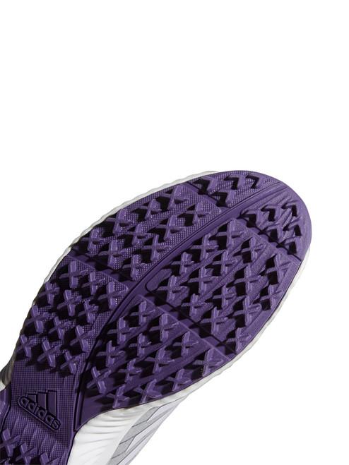 Adidas W Response Bounce 2 SL Golf Shoes - FTWR White/Purple Tint/Grey Two