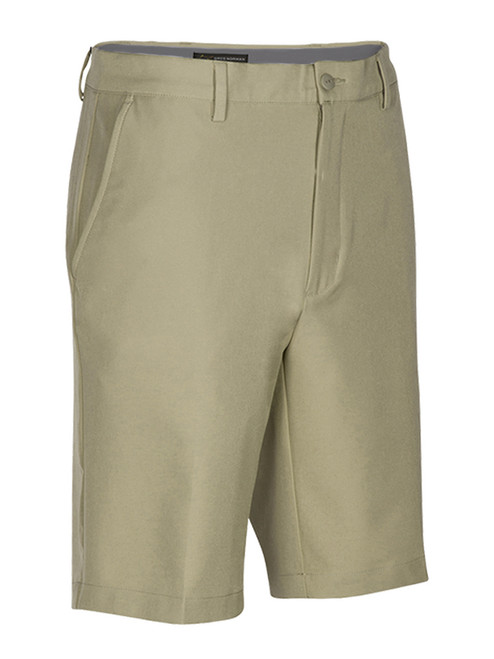 Greg Norman Woven 4-Way Stretch Short - Bamboo