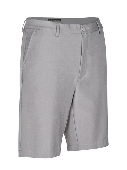 Greg Norman Woven 4-Way Stretch Short - Sterling