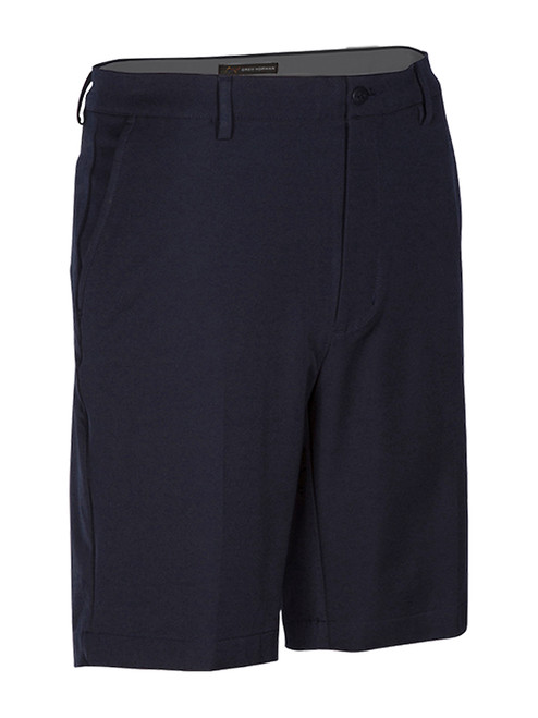 Greg Norman Woven 4-Way Stretch Short - Midnight