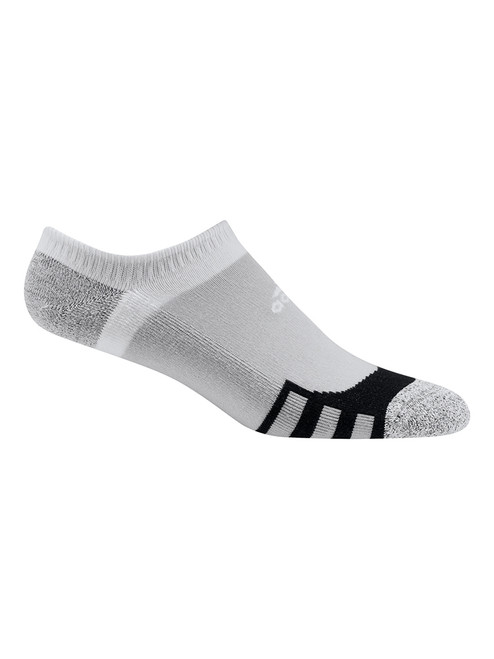 Adidas Climacool Tour360 No-Show Socks - Grey Two