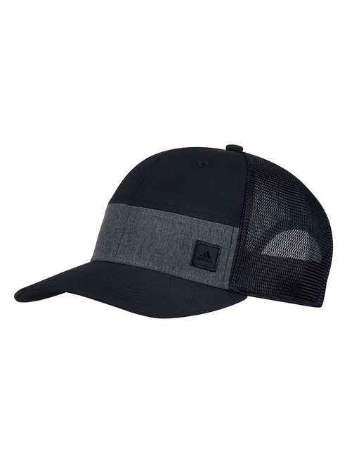 Adidas Blocked Trucker Hat - Black