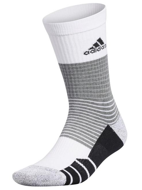 Adidas Climacool Tour360 Crew Socks - White