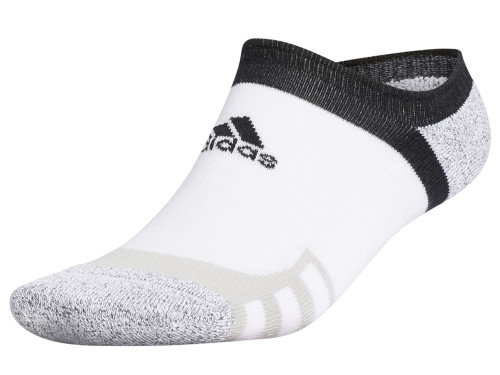 Adidas Climacool Tour360 No-Show Socks - White