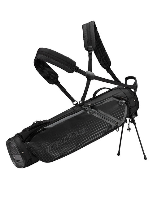 TaylorMade Quiver Stand Bag - Black