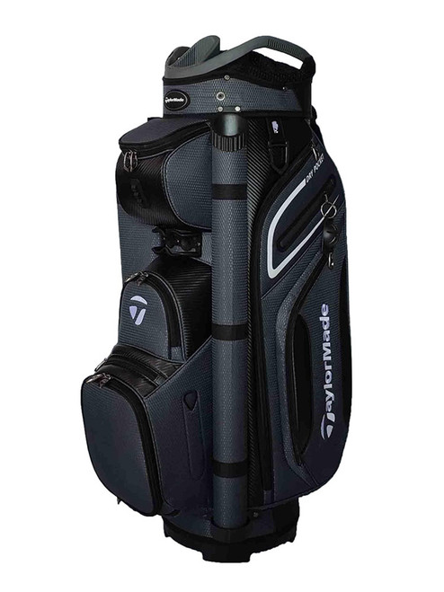 TaylorMade Premium Cart Bag - Grey/Black/White