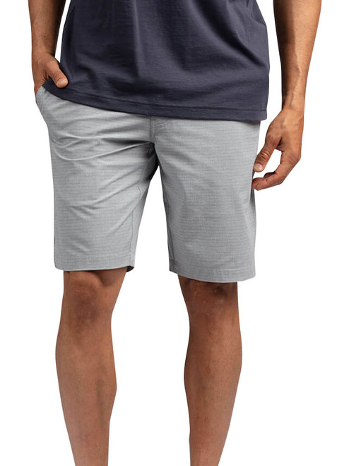 Travis Mathew Ashmore Short - Heather Sharkskin