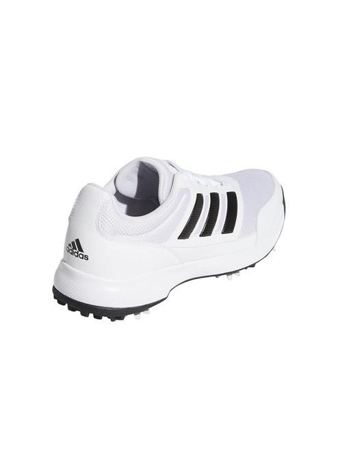 Adidas Tech Response 2.0 Golf Shoes - Cloud White/Core Black