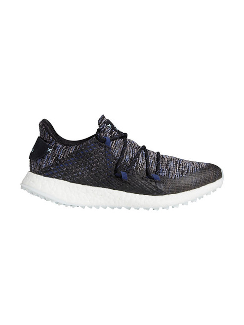 adidas Women's Crossknit DPR Golf Shoes - Core Black/Sky Tint/Grey Four