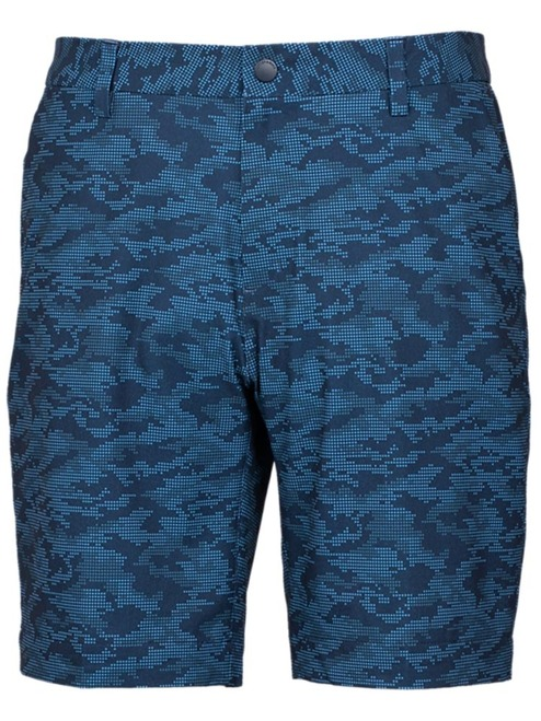 Cutter & Buck Bainbridge Sport Patterned Short - Navy Blue Camo